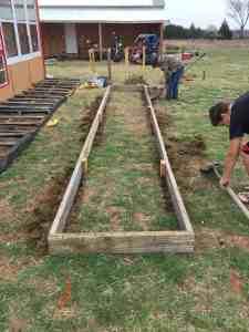 raised beds, garden design