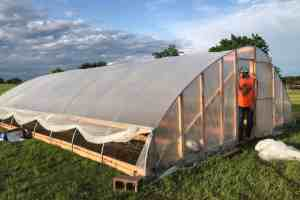 Expert How-to; Build a Hoop House for Gardening Success