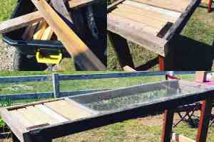 Expert How-to; Build an Easy DIY Garden Washing Station