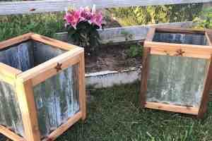 Expert How-to; Build a Beautiful DIY Planter