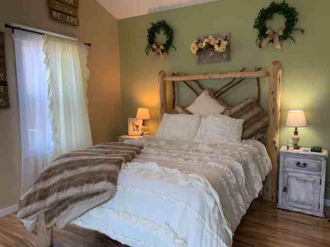 build a cedar bed