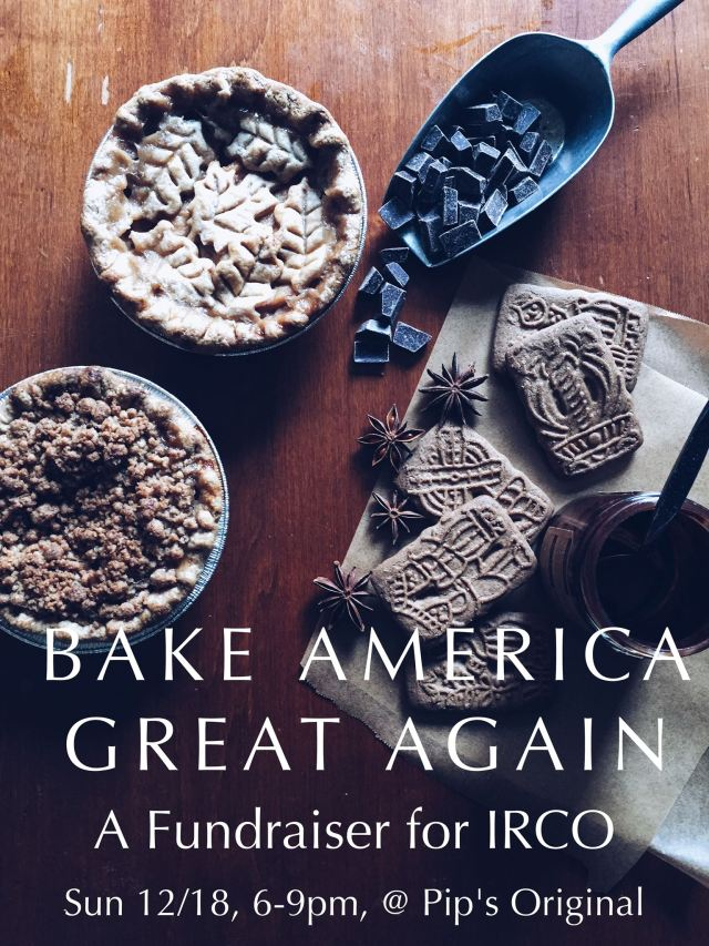 Bake America Great Again Bake Sale
