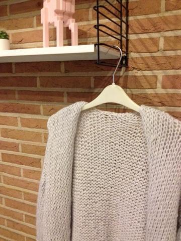 Noxeema-bernadette Wekelijkse inspiratie - Chunky knitting