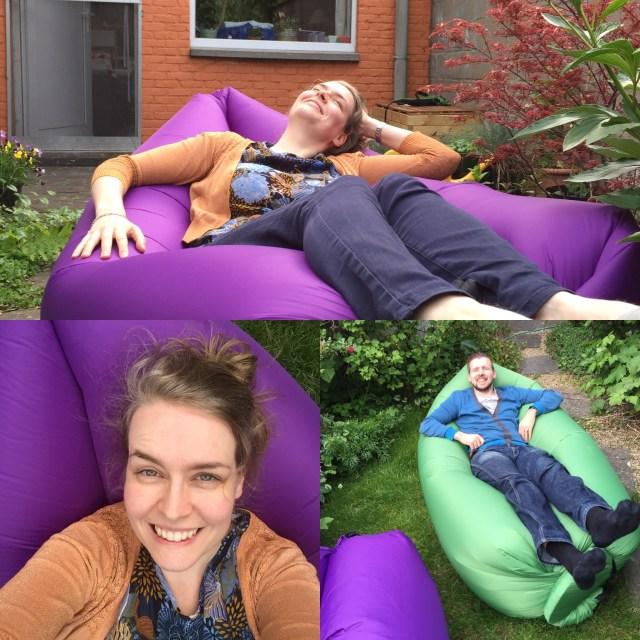 Relax-in-de-Lamzac Lamzac in de tuin