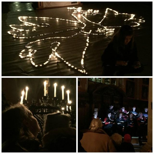 koor-en-lichtjes-in-de-OLV-kerk Wintering en Lampionaio: een fotoverslag