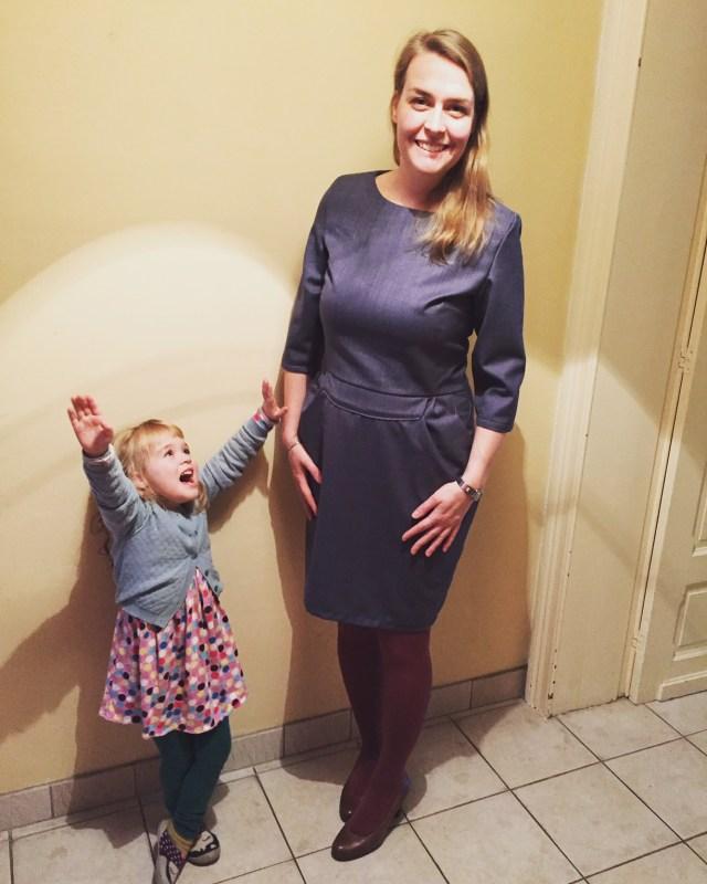 IMG_6005 Lora jurk van La Maison Victor: een topper!