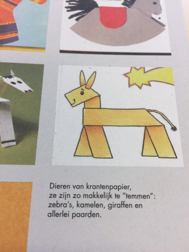 Ezeltje ABC - Art Basics for Children.