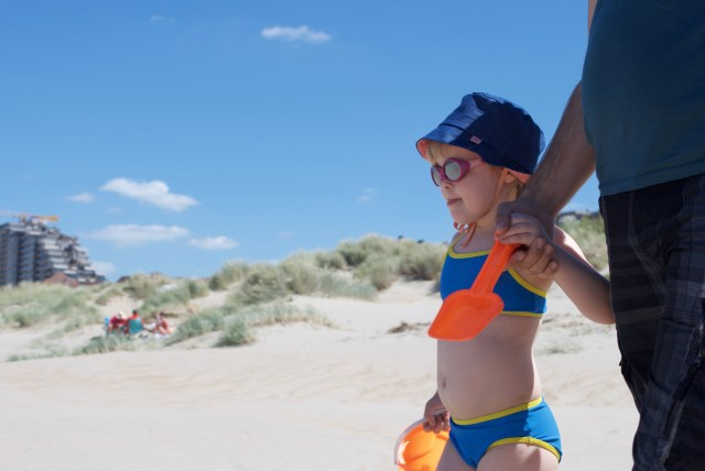 duinen Let's sti(c)k together in juli: Zon, zee en strand