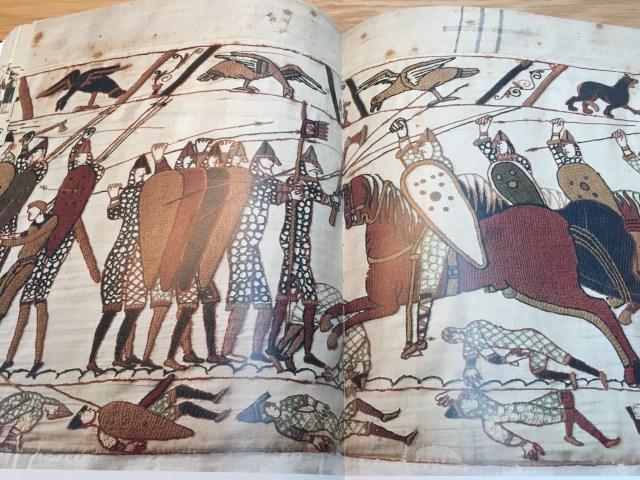 A19A2A42-6B1D-4198-8867-E532A1E8BB8F Het tapijt van Bayeux: een oud stripverhaal