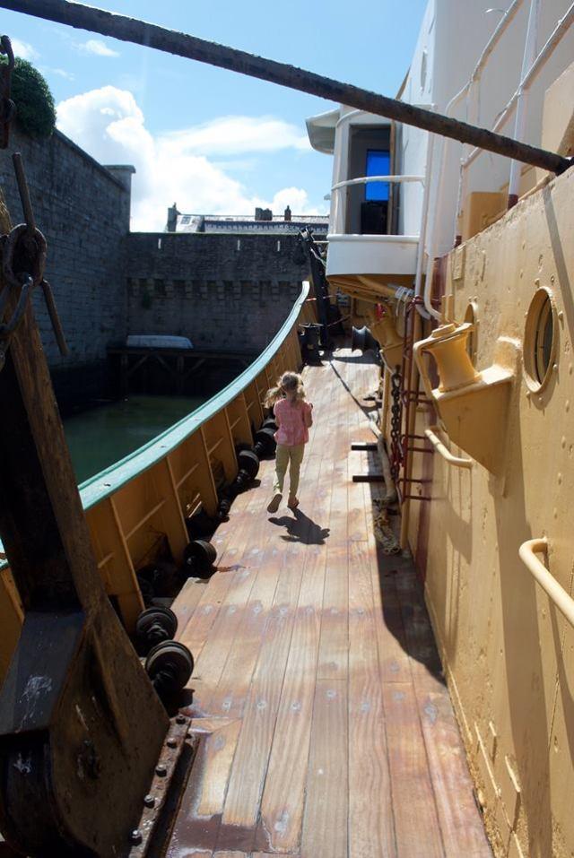 Hemerica-ville-close La douce France: op reis naar Bretagne met een kind