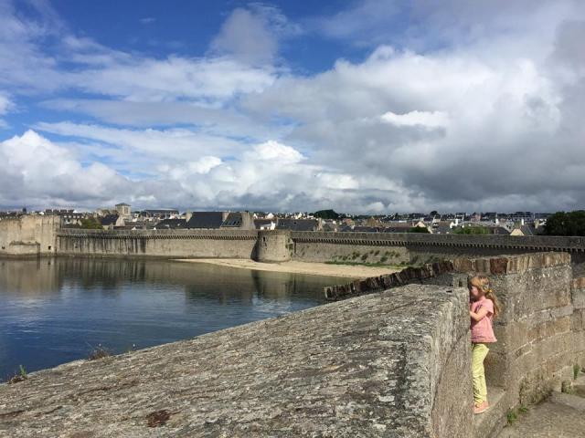 concarneau-ville-close La douce France: op reis naar Bretagne met een kind