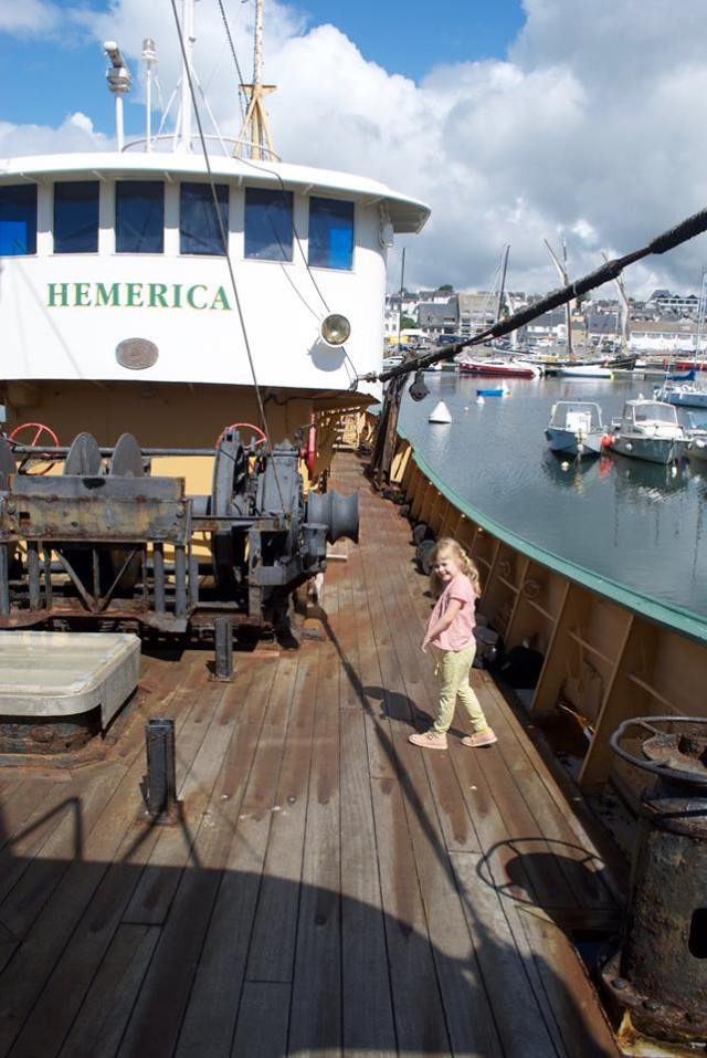 hemerica La douce France: op reis naar Bretagne met een kind