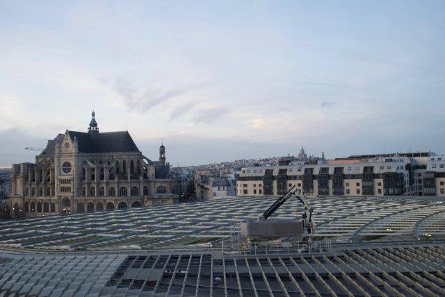 saint-eustache-les-halles-montmartre-1024x685 Op stap in Parijs met een kind