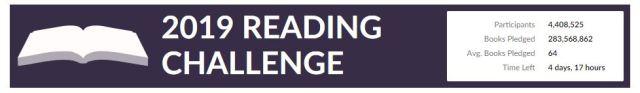 goodreads-challenge-6 Goodreads 2019 Challenge
