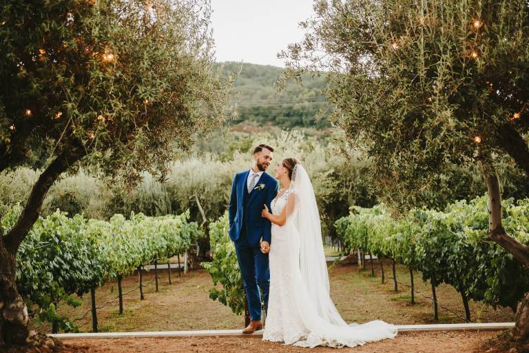 Sycamore Creek Vineyards Wedding Morgan Hill California