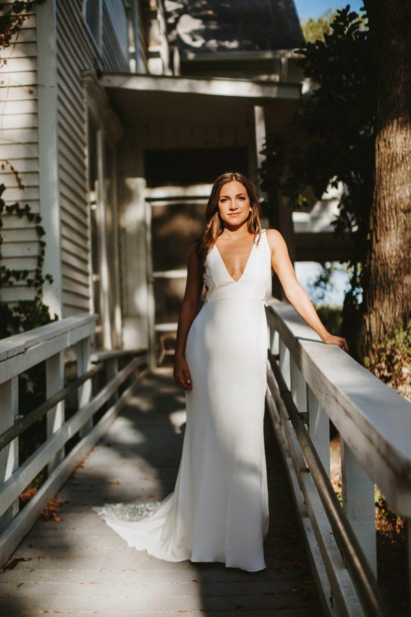 Austin Bridal Photographer Winfield Inn Modern Bridals
