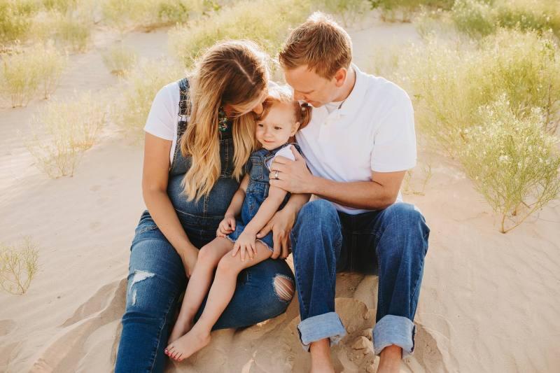 monahans sand dunes park sandhills Dallas family photographer