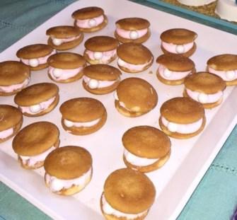 Clam cookies
