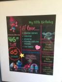 Birthday stats