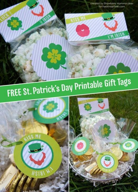 St. Patrick's Day printouts