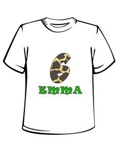 Jungle - Tshirt