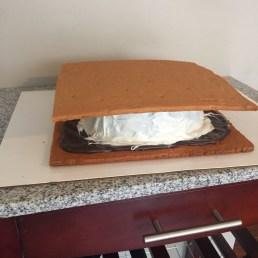 Gluten Free Smores Cake