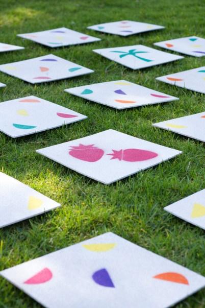 Lawn Match Game