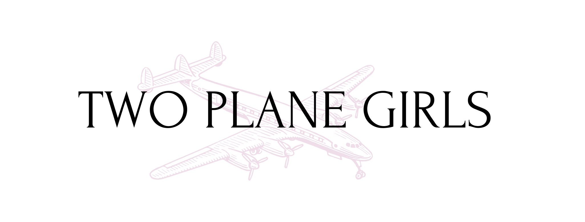 Two Plane Girls