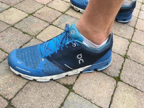 On Cloudflyer Trainers Review -