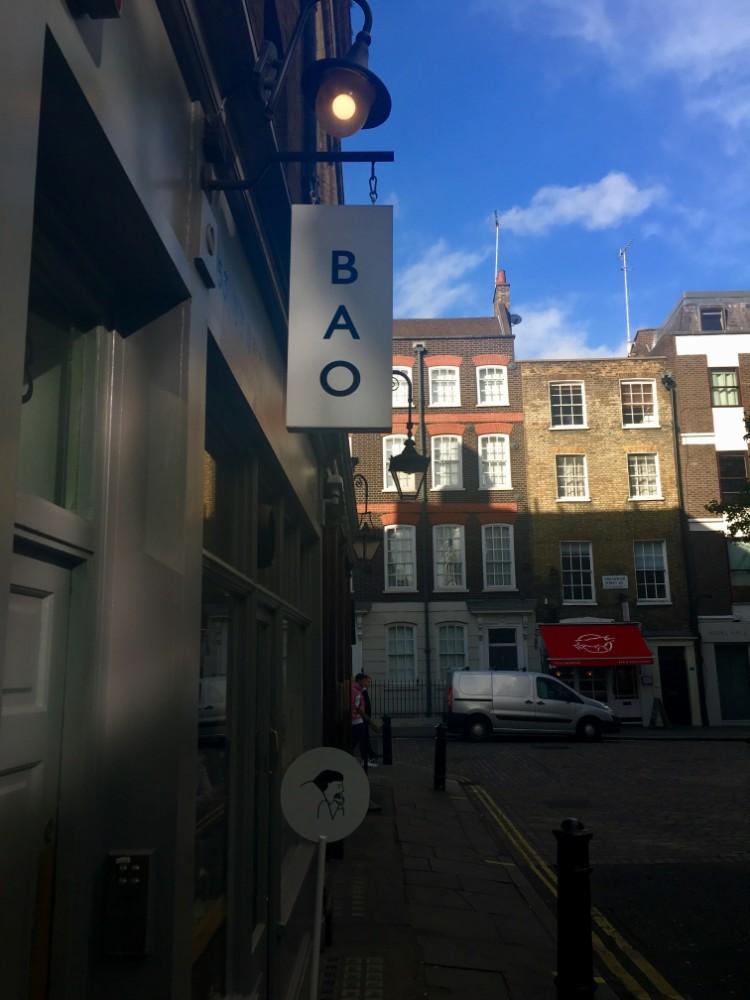 BAO SOHO, London