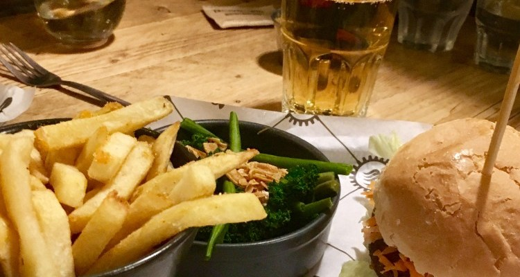 Eating Out in Cambridge- SmokeWorks Review