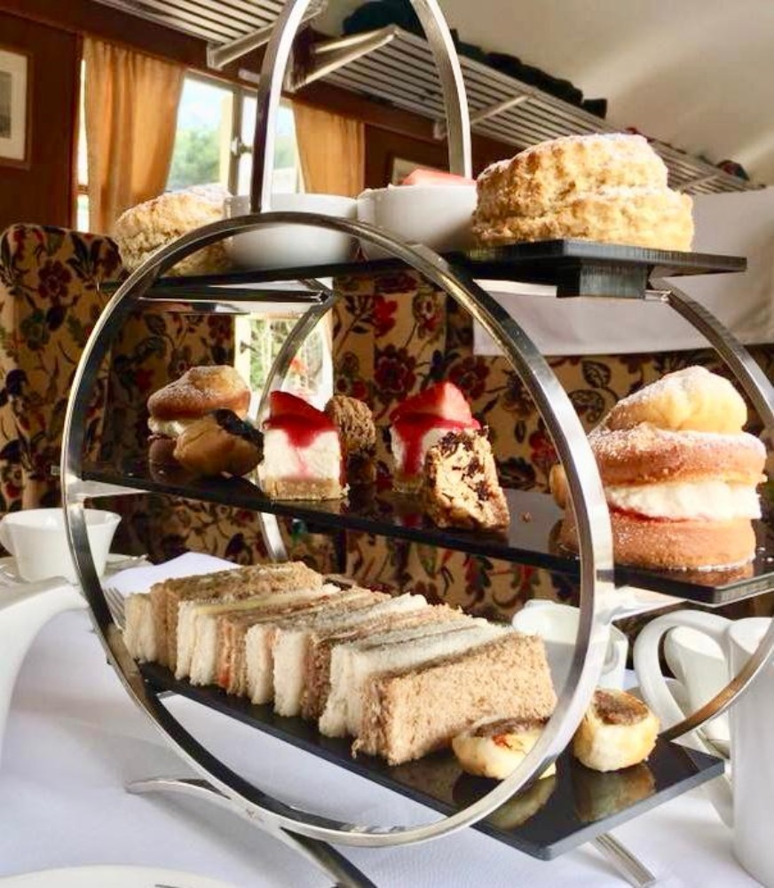 Best Afternoon Tea in Cambridge and Cambridgeshire- Mothers Day Gift Experiences
