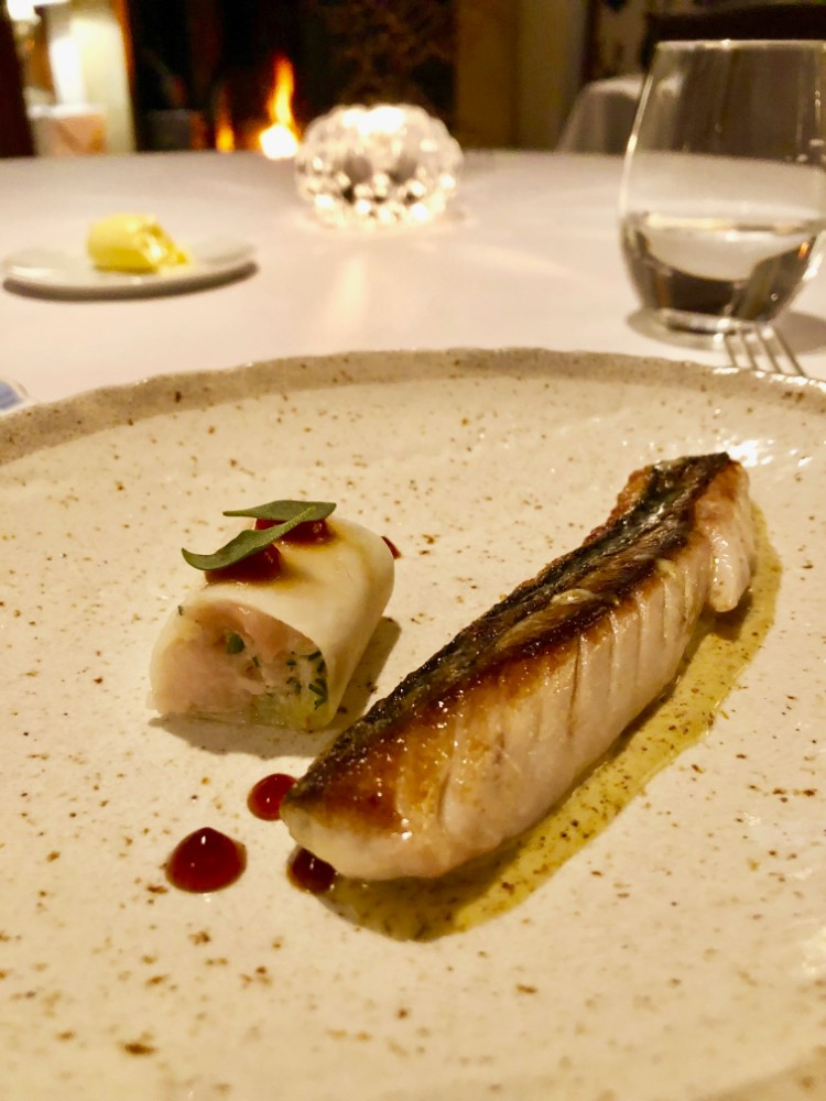 Michelin Star Restaurants with Rooms- Winteringham Fields Review: