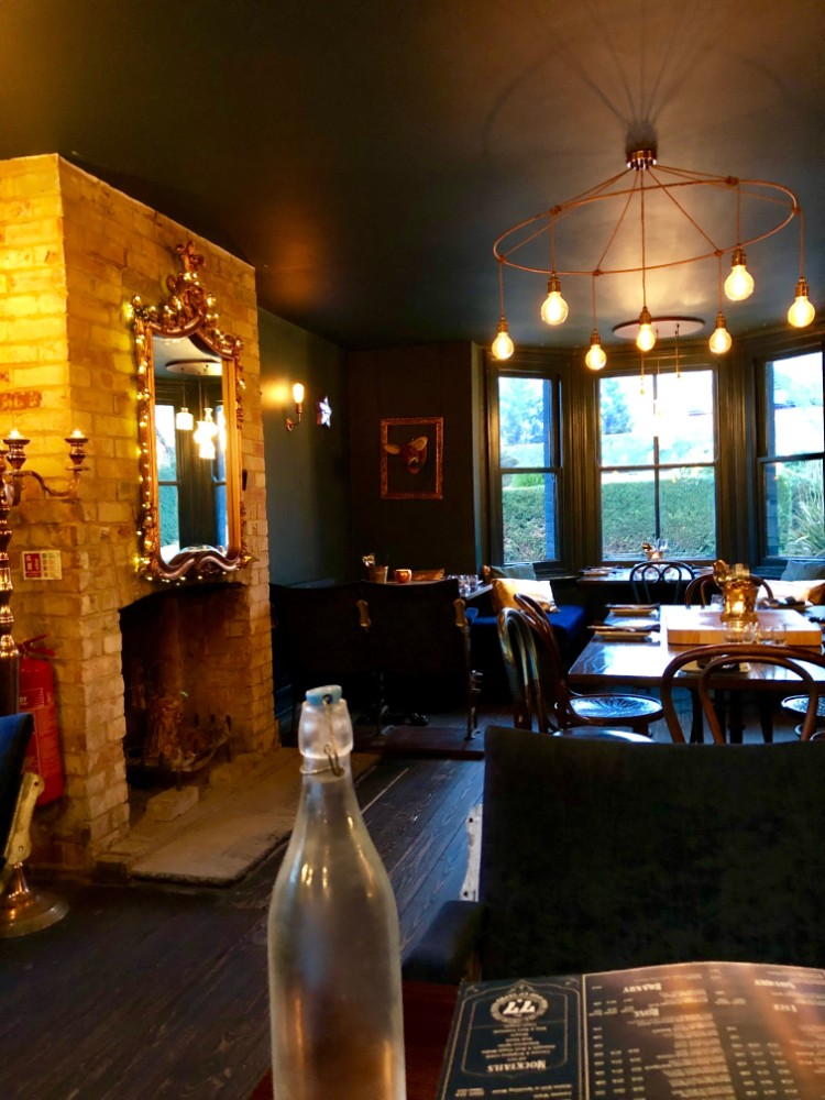 Thai Food in Cambridgeshire- No77, Caxton Review.