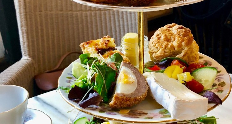 Afternoon Tea in Cambridgeshire: Willingham Auctions Cafe Review