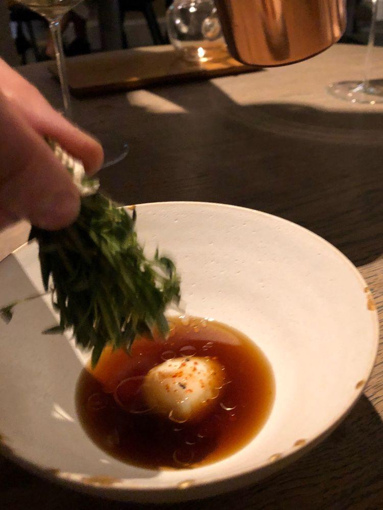 Quails egg