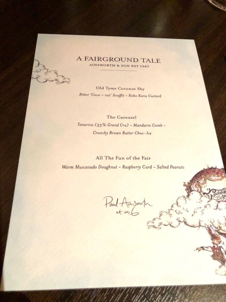 A Fairground tale
