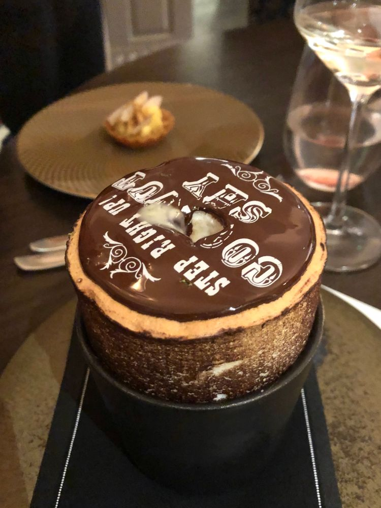 Restaurants in Padstow- Paul Ainsworth at No6 Review