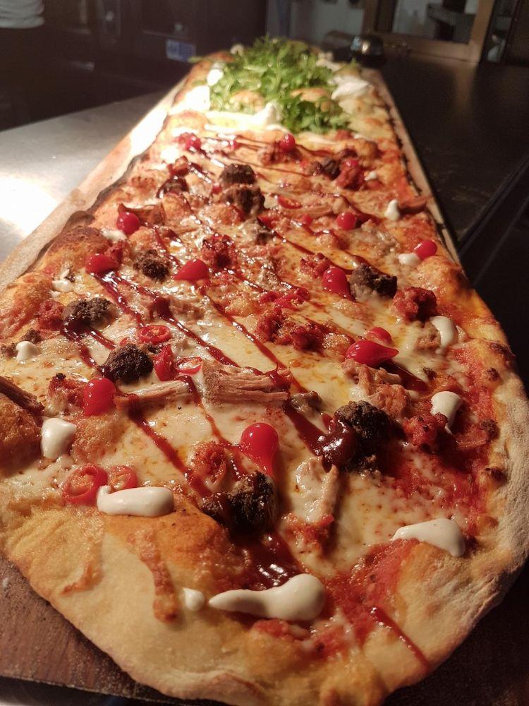 pizza in Cambridge