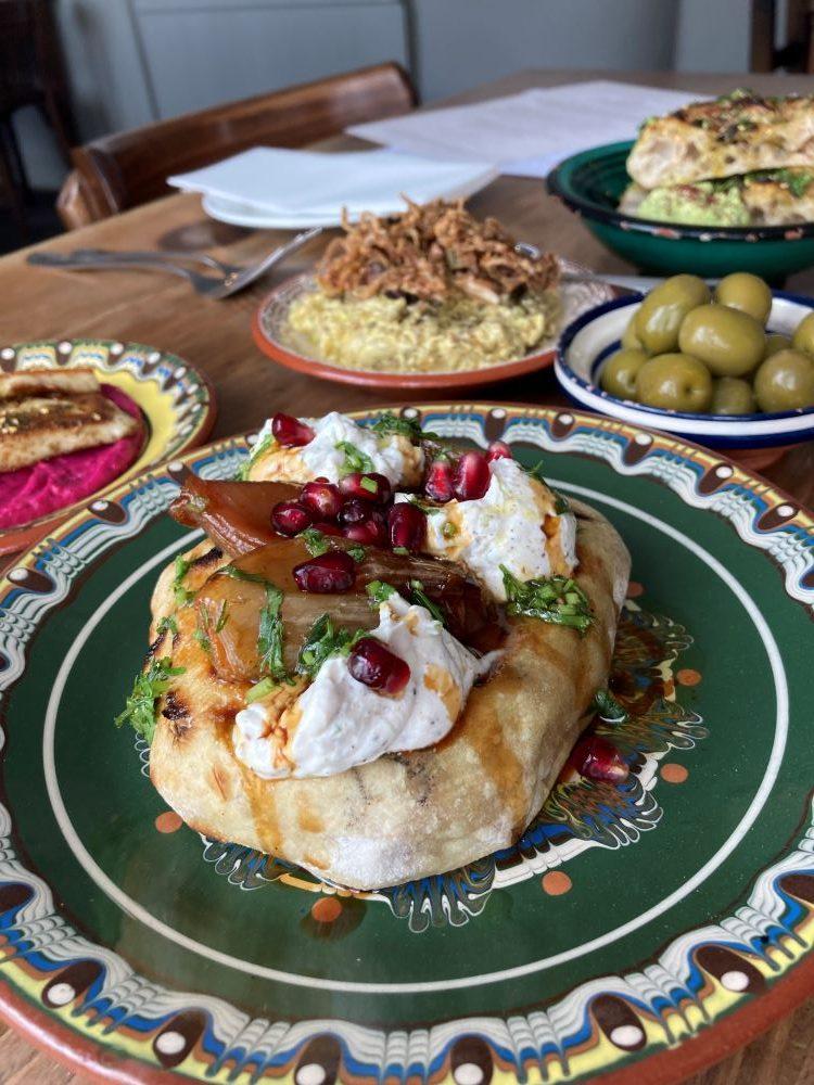 Michelin Star Restaurants in Suffolk- Pea Porridge