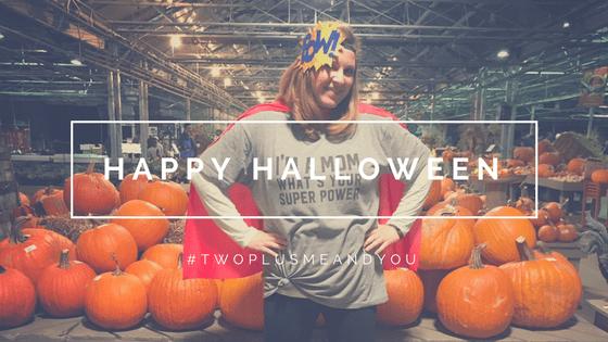 Happy Halloween | twoplusmeandyou.com
