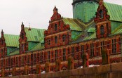The copper roof tops of Danish Architecture