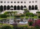 Architecture in the Tivoli Gardens