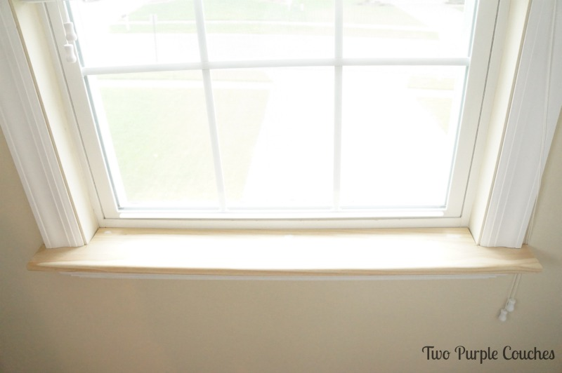 How To Replace An Interior Window Sill
