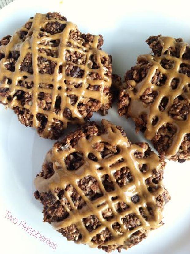 Breakfast Cookie Chocolate Nut Oat