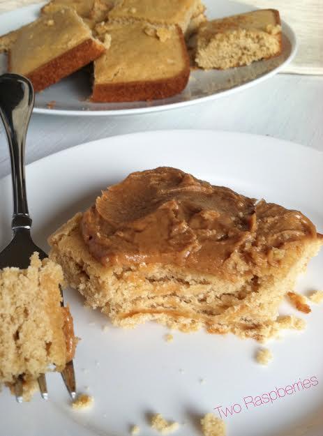 Peanut Butter Cake Vegan Gluten Free Soy Free