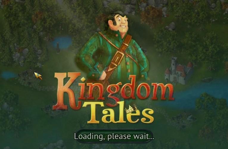 T Reviews- Kingdom Tales