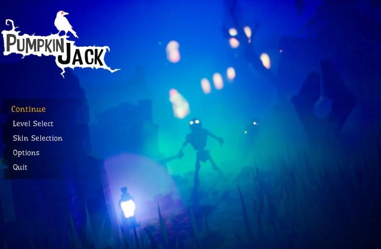 T Reviews- Pumpkin Jack