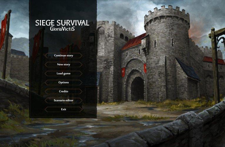 T Reviews- Siege Survival Gloria Victis