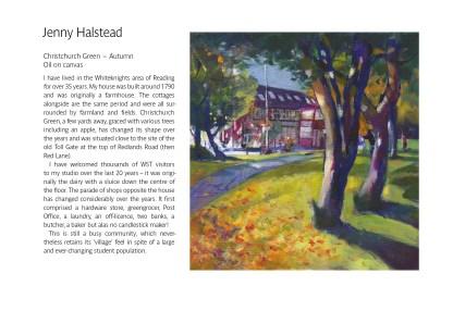 Jenny Halstead Christchurch Green